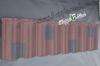 Cost Savings Fire Spark Resistance Colored Sand Aluminum Zinc Plate roof tile solar panels