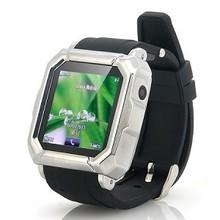 "Quadband Watch Phone ""Mercury"" - Android Pairing, Bluetooth, Camera, Touch Screen(WP-i900)"