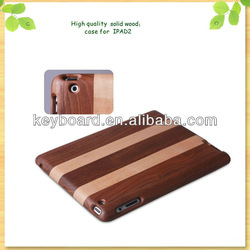 fashion design for ipad air wooden case healthy for your body