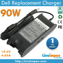 Laptop Charger 19.5V 4.62A (90W) For Dell Notebook Laptops Computer Series