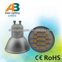 high lumen led 4w gu10 replace halogen 35w 220-240v ac Pure white 4100k