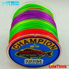 LineThink 300M Multi Color 8Strands PE braid fishing line Spectra braided fishing line