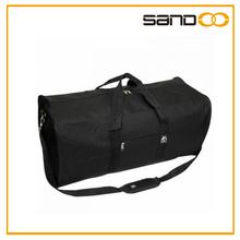 Big Size Black Duffle bag Traveling bag