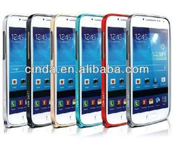 Ultra-thin 0.7mm Aluminum Metal Bumper Case For Samsung Galaxy S4 Mini i9190