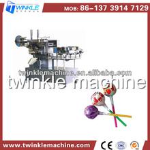 TK-K152 HIGH SPEED LOLLIPOP SINGLE TWIST WRAPPING MACHINE