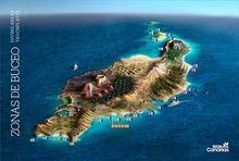 CANARY ISLANDS SPAIN Hotel Complex Lanzarote: Hotel Complex located next to the beach (Region: Lanzarote