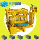 cadona concrete mobile brick making machine QMY4-30A indonesian nude