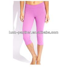 Custom Ladies Fitness and Yoga Capris