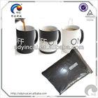 temperature sensitive pigment for color changing magic cup material