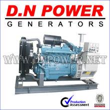 Hot Sales! Doosan Silent Canopy Generator Set for hospitals Doosan 3 Phase 4 Wires Power Factor 0.8!!!