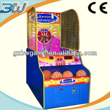 BWRG89 funny indoor amusement games arcade basketball games