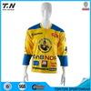 custom reversible wholesale blank team set ice hockey jersey