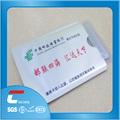Luvas de segurança protetores de rfid cartão de crédito/roubo de identidade