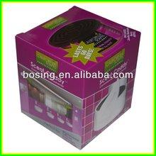 popular carton paper box for sanitizer