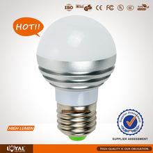 dimmable (CE&RoHS) 4w cree car led light bulbs