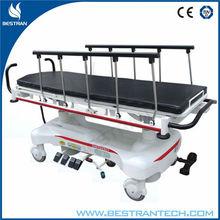 BT-TR007 Full board do X-ray Electric medication for emergency trolley