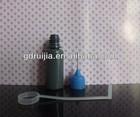 siliver e cig bottle flavors needle cap