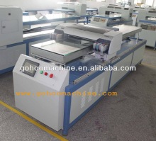 Gohoo factory provide different size Flatbed Eco solvent Printer