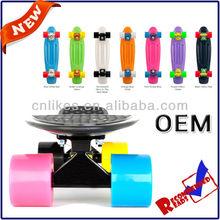 chinese mini truck finger skateboard two wheel skate board