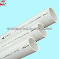 de plástico de pvc tubería para el agua
