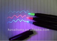 invisible ink pen, magic rainbow marker, unique pen design