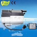 de lujo de creencias 5kw 24v diesel de agua calentador de aparcamiento con el teléfono celular mando a distancia