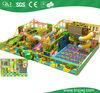 Indoor playground games kids play area flooring