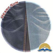 B35264 denim fabric recycle yarn