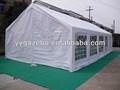 6x10m bianco pe grande tenda con forte pali per il matrimonio