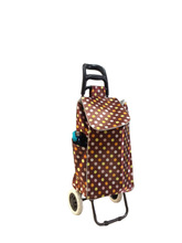 fashion convenient climb stairs foldable luggage trolleys wheels