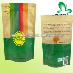 High quality and custom print packaging tea bags/custom printed tea packaging bag/tea aluminum foil packaging bag