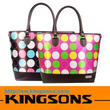 Colorful Tote Bag Wholesale Lady Laptop Bag 14.5'' Jelly Handbags