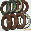Black Rubber Metal Spring Loaded Shaft Tc Oil Seal Gasket