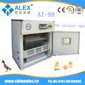 Indústria avesdecapoeira incubadora galinha para incubação máquina raça ai-88