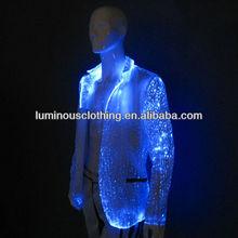 2014 mens young FIBER OPTICAL innovative xxl jackets and coats