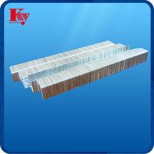 20 ga galvanized staples for pneumatic stapler 10J series