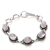 Wholesale 925 Silver Plated Bracelet Best & Indian Fashion New Look PKHC78