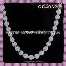 lock heart necklace murano