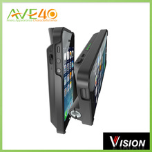 2014 New and Fashionable vape case for vision E-Cigarette Battery attached with Iphone 5