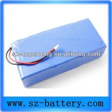 2014 Prime quality 24V 10AH 18650 Battery Li-ion battery pack lifepo4