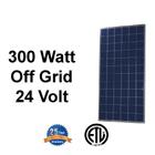 Renogy 300W Polycrystalline Solar Panel