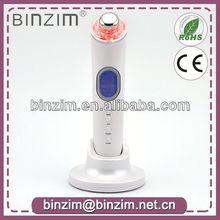 Customized newest female most like face vibrating beauty device
