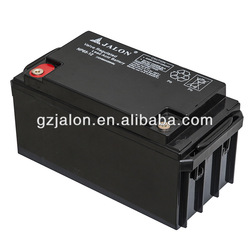 12V65AH used UPS batteries
