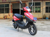 powerful adults sports electric moped motorcycle 800w brushless
