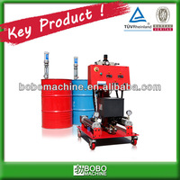 polyurethane foam spray machine fireproof