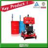 polyurethane foam spray machine fireproof