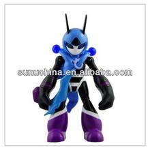Mini Plastic Cartoon Action Figure Toy OEM Plastic toy