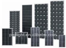 CE certificate Mono crystalline 100 watt pv modules solar supply