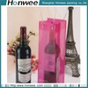 promotional wholesale custom waterproof travel wine bag