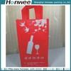 fancy wholesale custom waterproof carrier wine bag